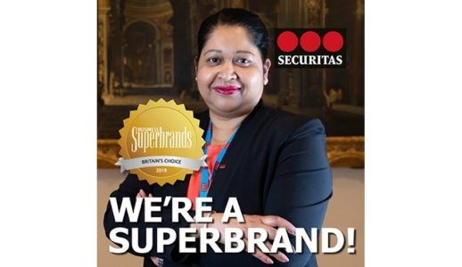 Securitas UK gets Superbrand Status for the second year running - SourceSecurity.com