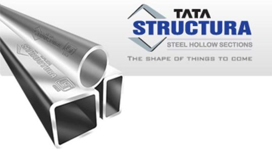 Tata Steel's structural hollow steel brand 'Tata Structura' is now a Superbrand - Indian Television