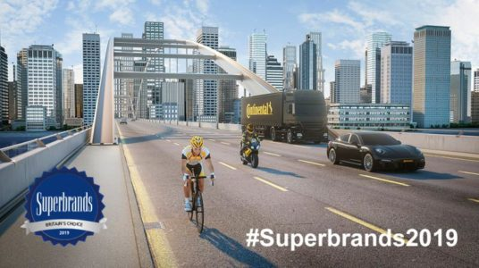 Continental ranked as consumer brand Superbrand - Tyrepress