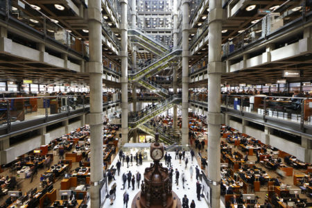 Lloyd's awarded Superbrand status for 2019 - LLOYD's
