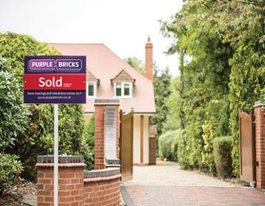 Purplebricks named one of Britain's 20 'most relevant brands' - Estate Agent Today