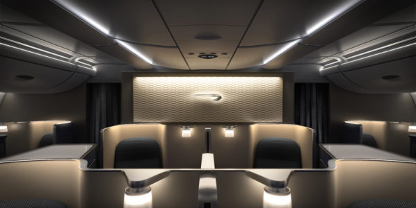 British Airways voted as the number one British brand - Aircraft Interiors International