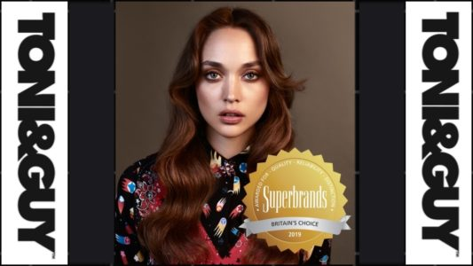 TONI&GUY achieves Superbrand Status for the 12TH successive year - Estetica Magazine UK