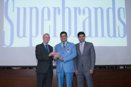 Coroli awarded 'Superbrands' status - Trade Arabia
