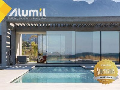 ALUMIL: Top brand in Greece once again - Glass on Web