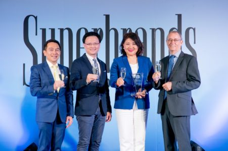 Superbrands Thailand Declares 'Brand of the Year' and Superbrands 2018-2019