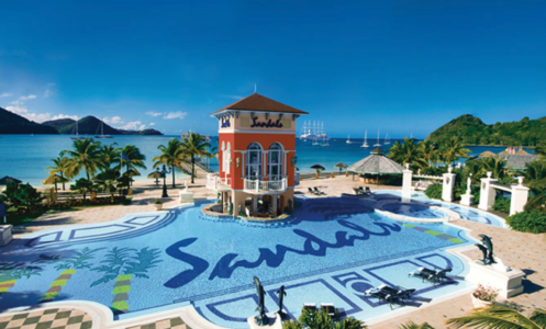 Sandals Receives Superbrands Status for 2019 - St. Lucia Times