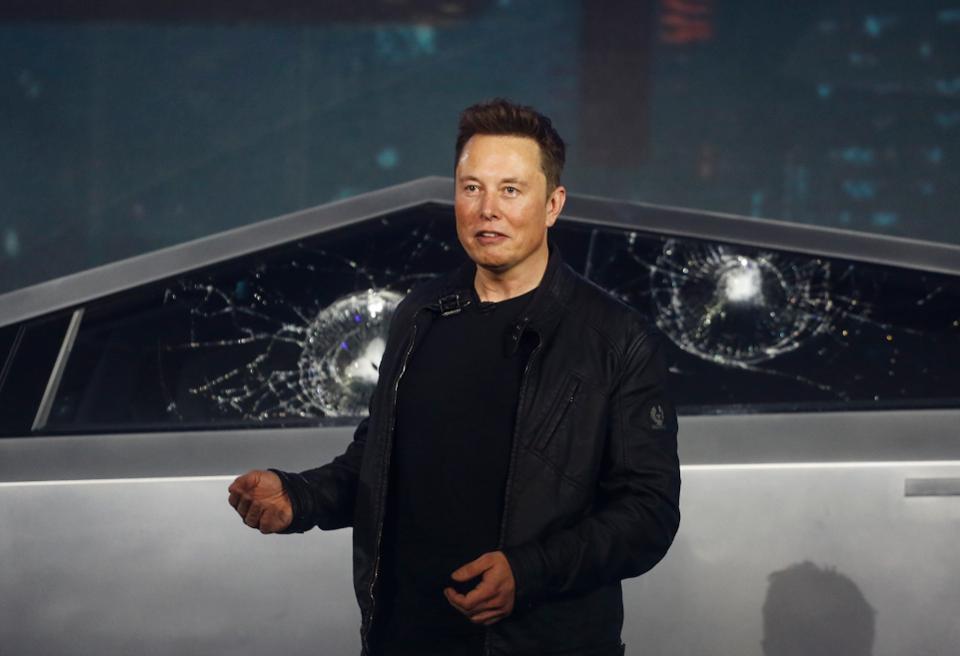 Elon Musk's Net Worth Falls $770 Million After Tesla's Botched CybertruckDebut - Forbes - Superbrands News